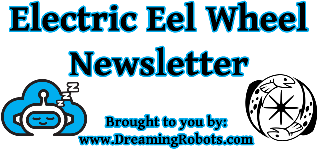 Dreaming Robots Newsletter